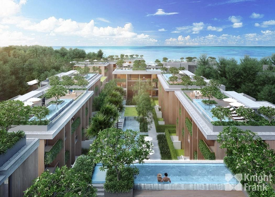 ขายคอนโด หาดกมลา บีชฟร้อนท์ รีสอร์ท ภูเก็ต 15,800,000 บาท