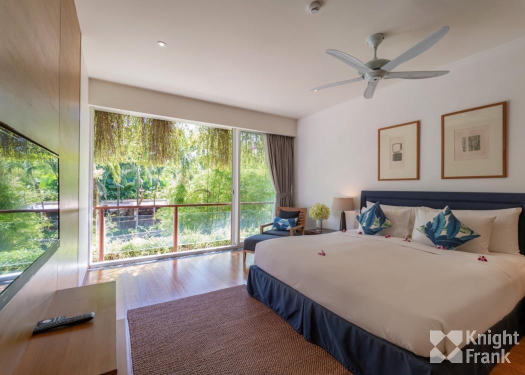 ขายบ้าน อพาร์ทเม้นท์ แบบดีลักซ์ 2 ห้องนอน หาดสุรินทร์ ภูเก็ต ขาย 12,500,000 บาท