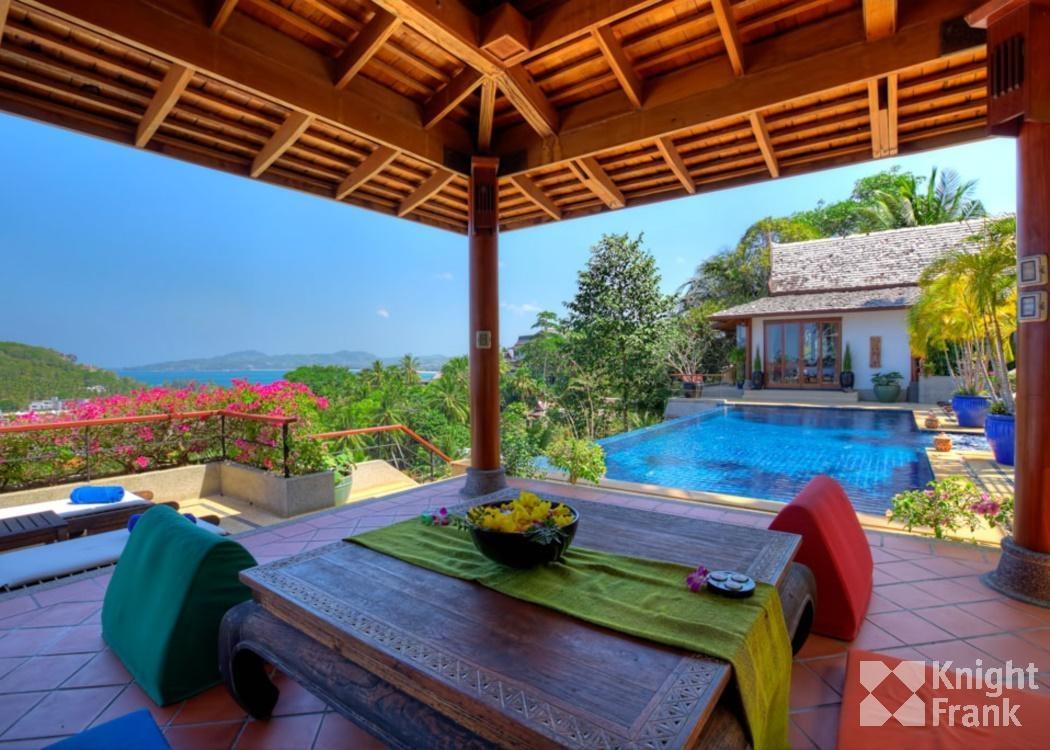 ขายบ้าน พูลวิลล่าสุดหรูสไตล์ไทย หาดสุรินทร์ ขาย 65,000,000 บาท