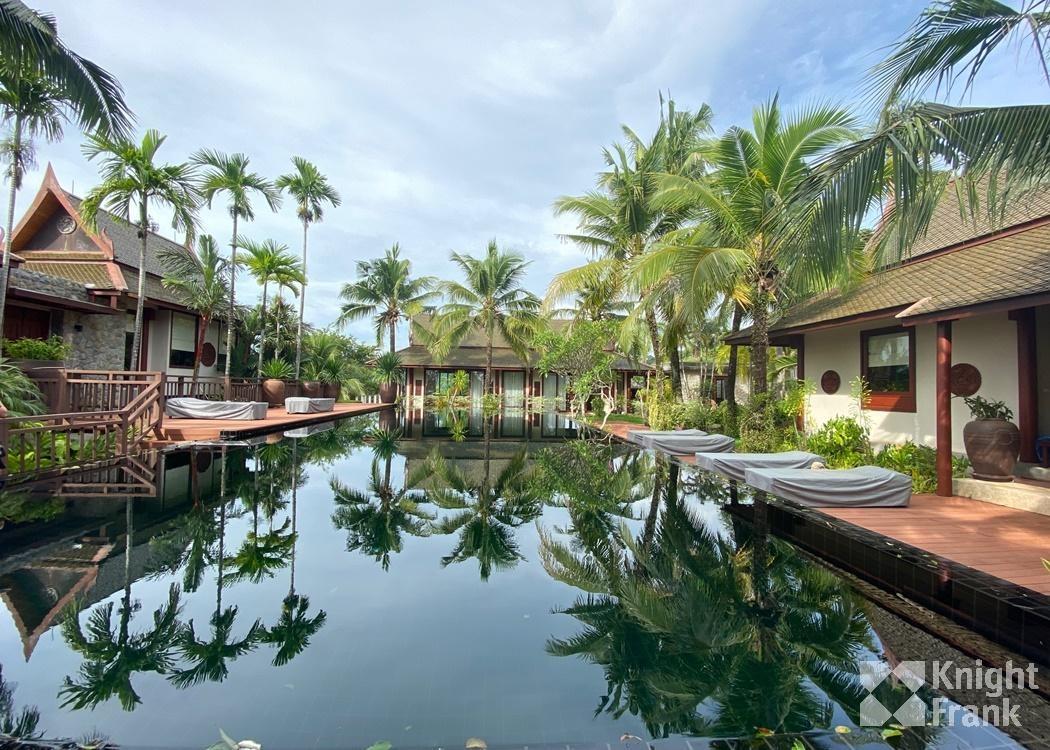ขายบ้าน วิลล่า 4 ห้องนอน หาดกมลา ภูเก็ต ขาย 3,200,000 บาท บาท