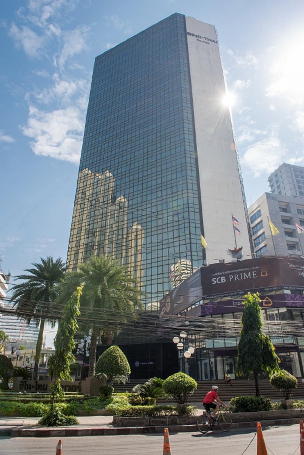 เช่าออฟฟิศ Sino Thai Tower
