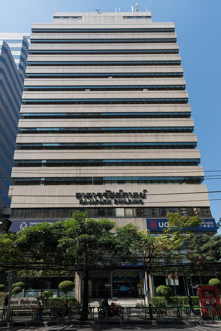 เช่าออฟฟิศ Rajapark Building