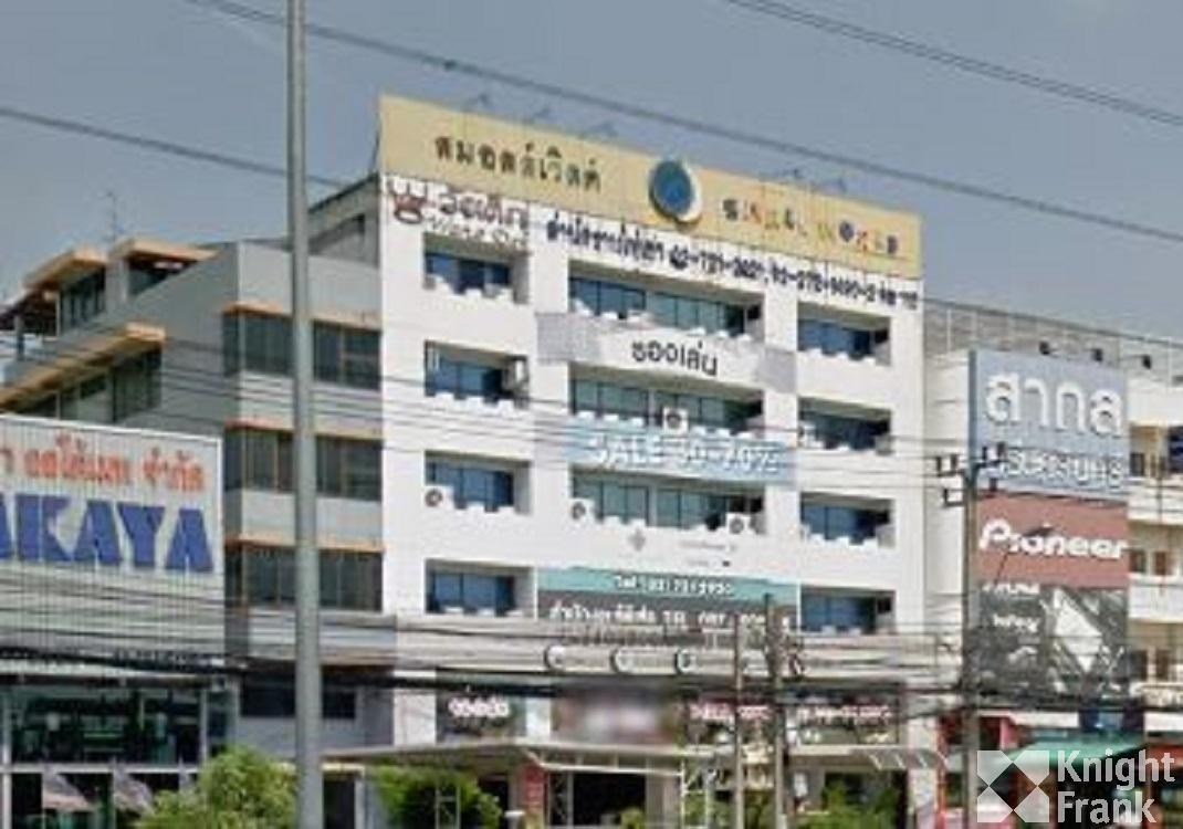 เช่าออฟฟิศ Wangdek Building V