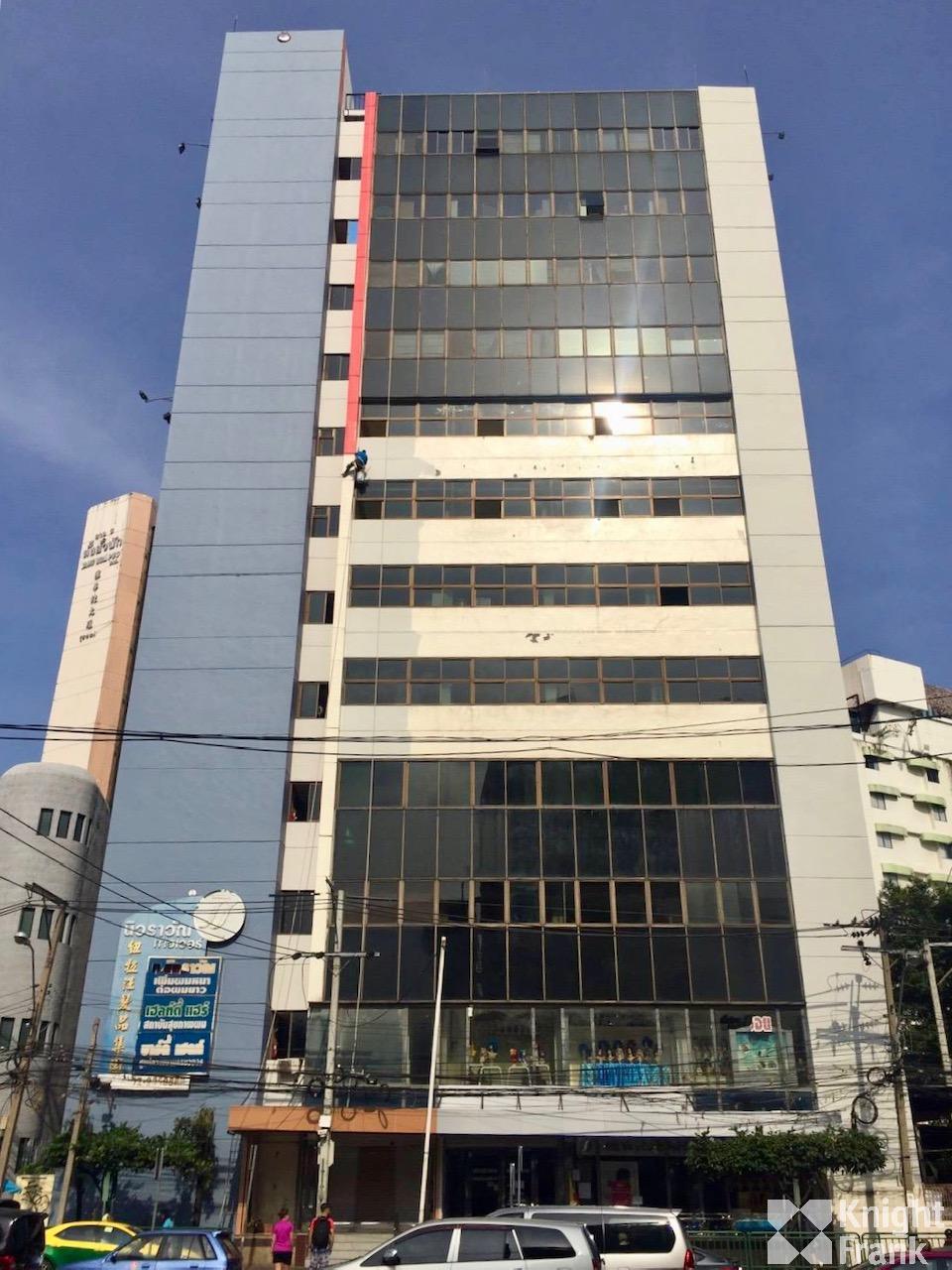 เช่าออฟฟิศ พระราม 4 Piyawan Tower