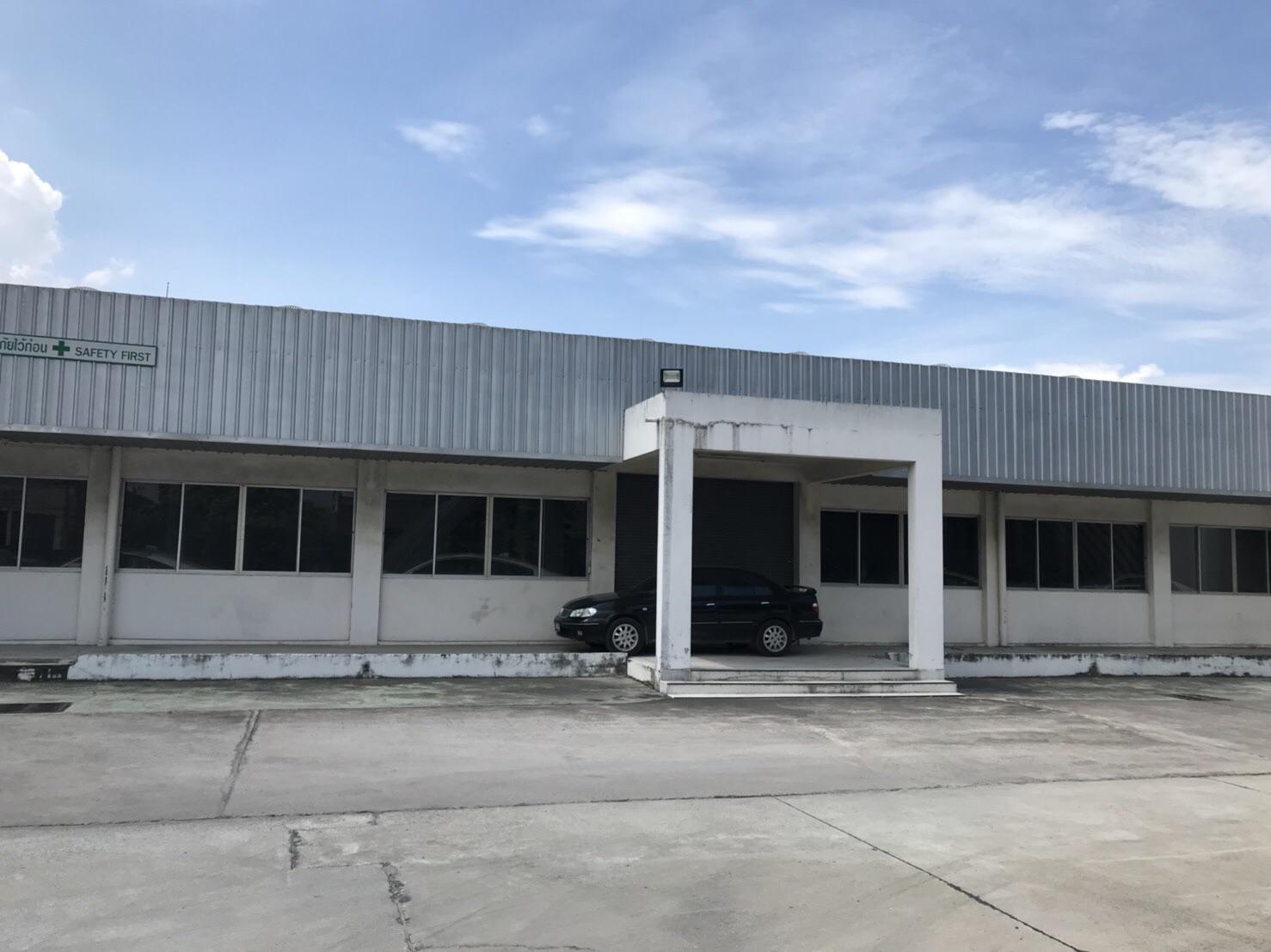 Factory for sale ในนิคมแหลมฉบัง (เขตส่งออก) อำเภอศรีราชา จังหวัดชลบุรี