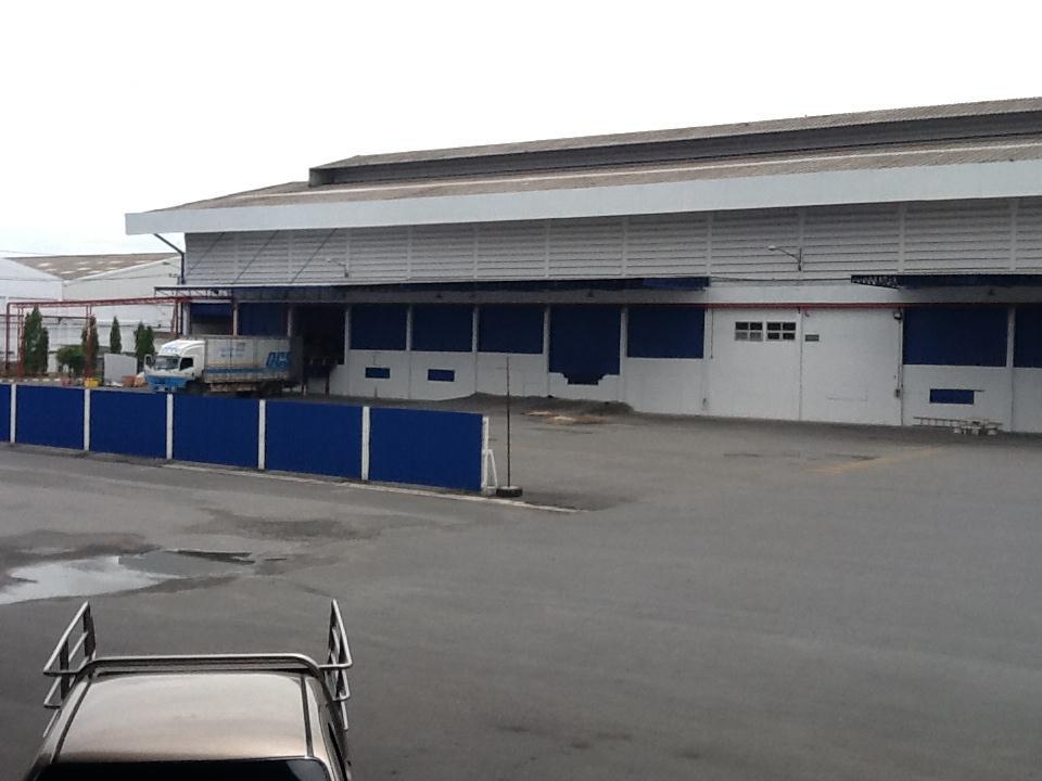 Warehouse Bangna Trad Road km. 18.8