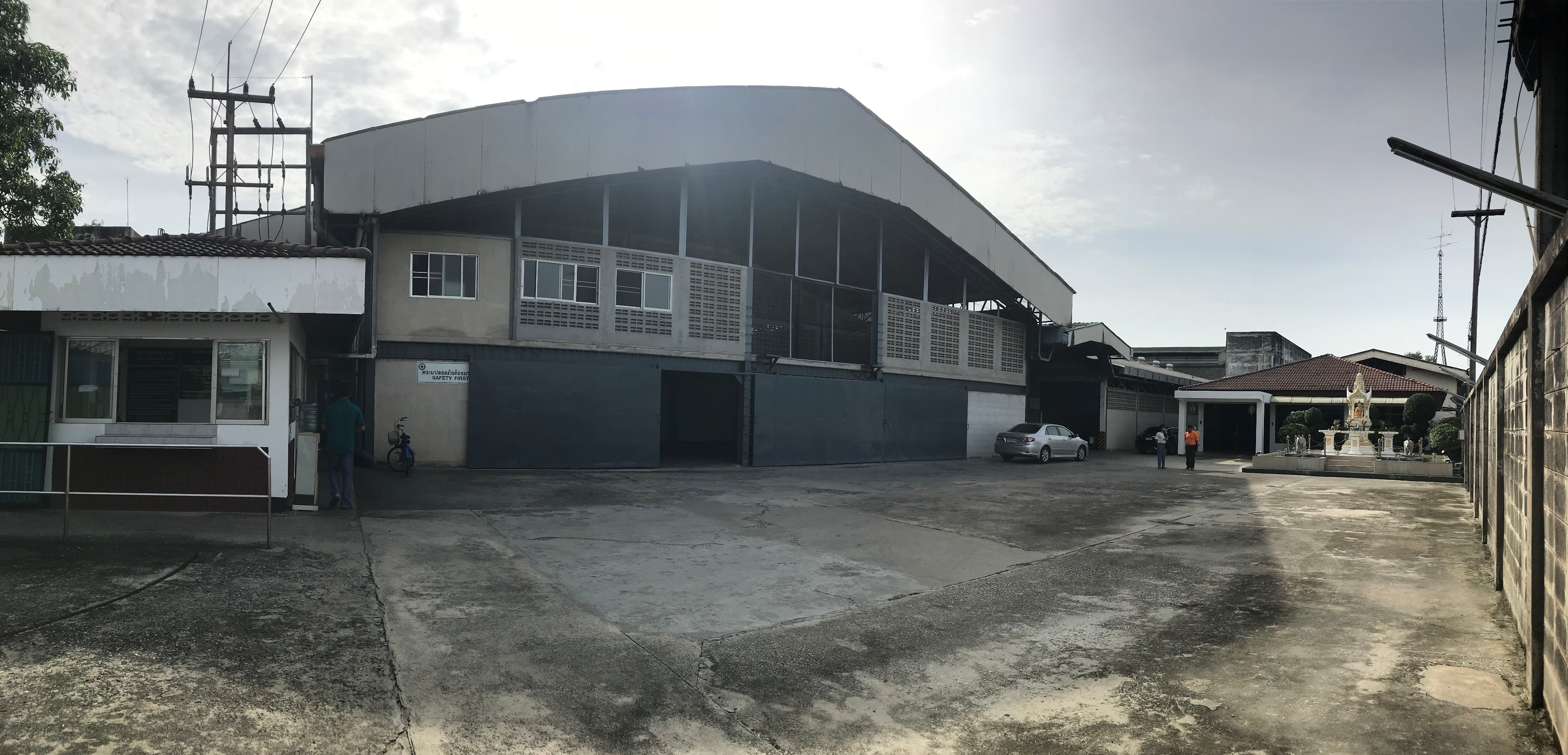 Factory for sale ที่ตำบลหนองซ้ำซาก อำเภอบ้านบึง จังหวัดชลบุรี