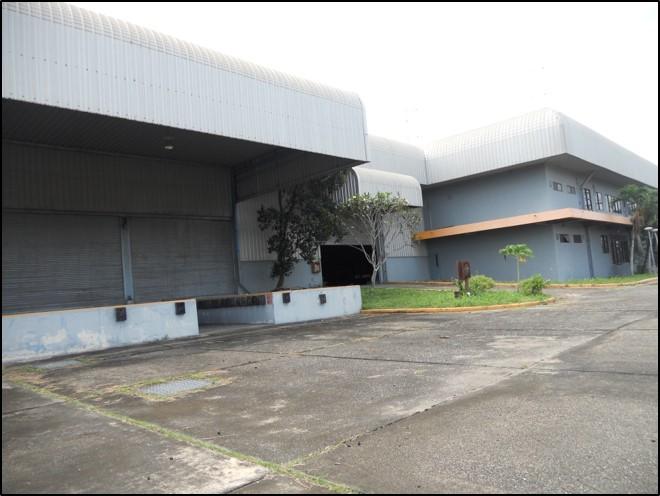 ขายหรือให้เช่าโรงงาน / โกดัง ในอุตสาหกรรมดับบลิวเอชเอ ชลบุรี (บ่อวิน) (เขตปลอดภาษี) จังหวัดชลบุรี