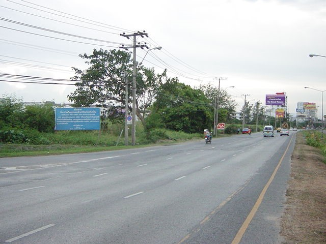 ที่ดิน ถนนศรีนครินทร์ สวนหลวง กรุงเทพ