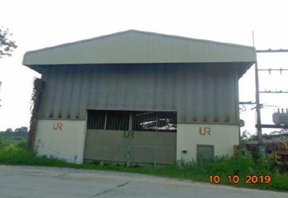 ขาย / ให้เช่าโรงงานและอาคารสำนักงาน ขนาดประมาณ 2,500 ตร.ม. ที่ตำบลห้วยโป่ง อำเภอเมือง จังหวัดระยอง