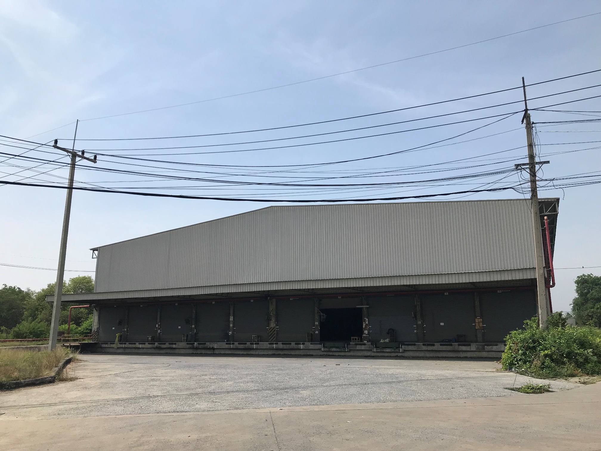 Warehouse WHA Saraburi Industrial Land - WHA SIL