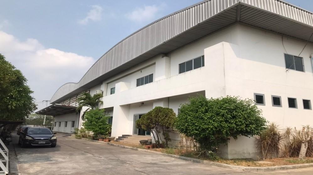 Factory for sale ในนิคมอุตสาหกรรมเวลโกรว์ จังหวัดฉะเชิงเทรา (เขตส่งเสริมเศรษฐกิจพิเศษ ภาคตะวันออก EEC)