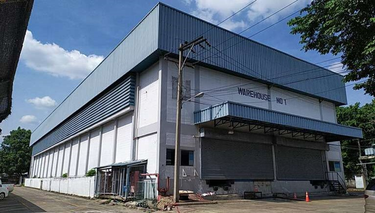 Warehouse RAMA 9 ROAD, HUAYKWANG