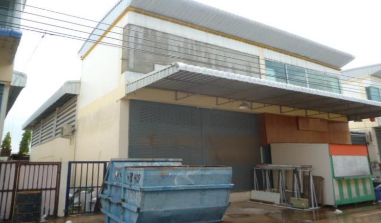ขายโรงงาน Factory Bang Khun Tien