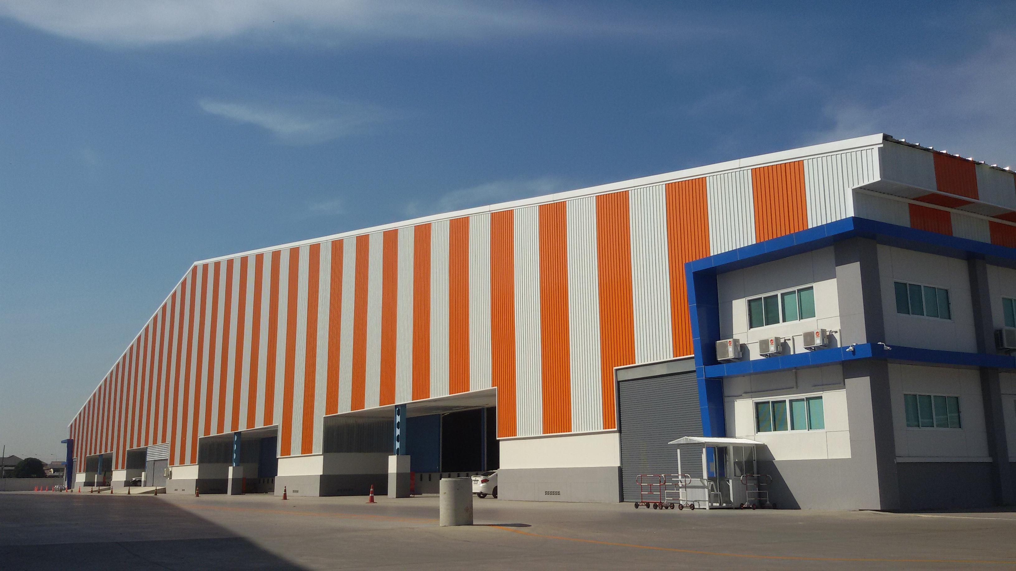 Warehouse Bangna-Trad Road KM.20