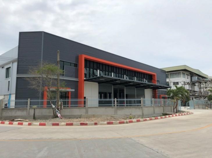 Factory Bangplee Industrial Estate