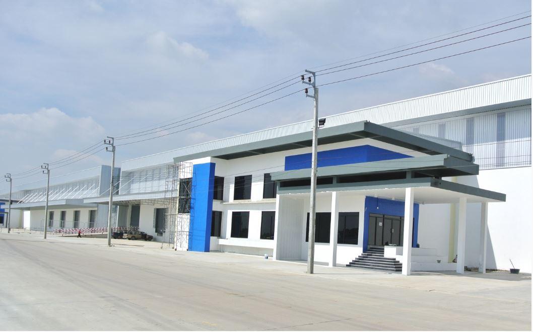 Warehouse Bangplee-Tamru Road (Teparak Km.12)