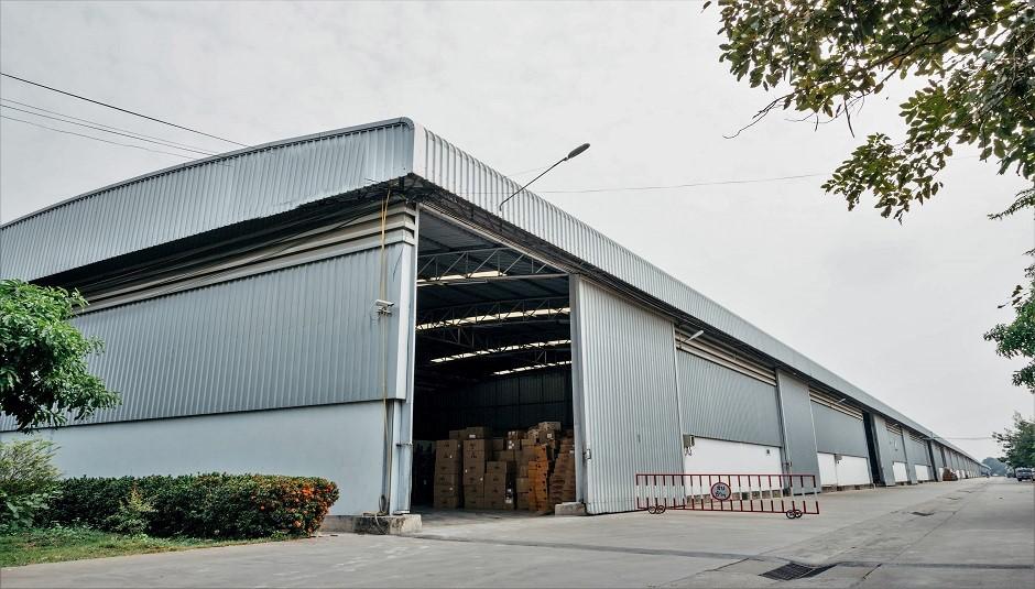 โกดังให้เช่าถนนพัฒนาชนบท 3 ใกล้กับนิคมอุตสาหกรรมลาดกระบัง และสนามบินสุวรรณภูมิ