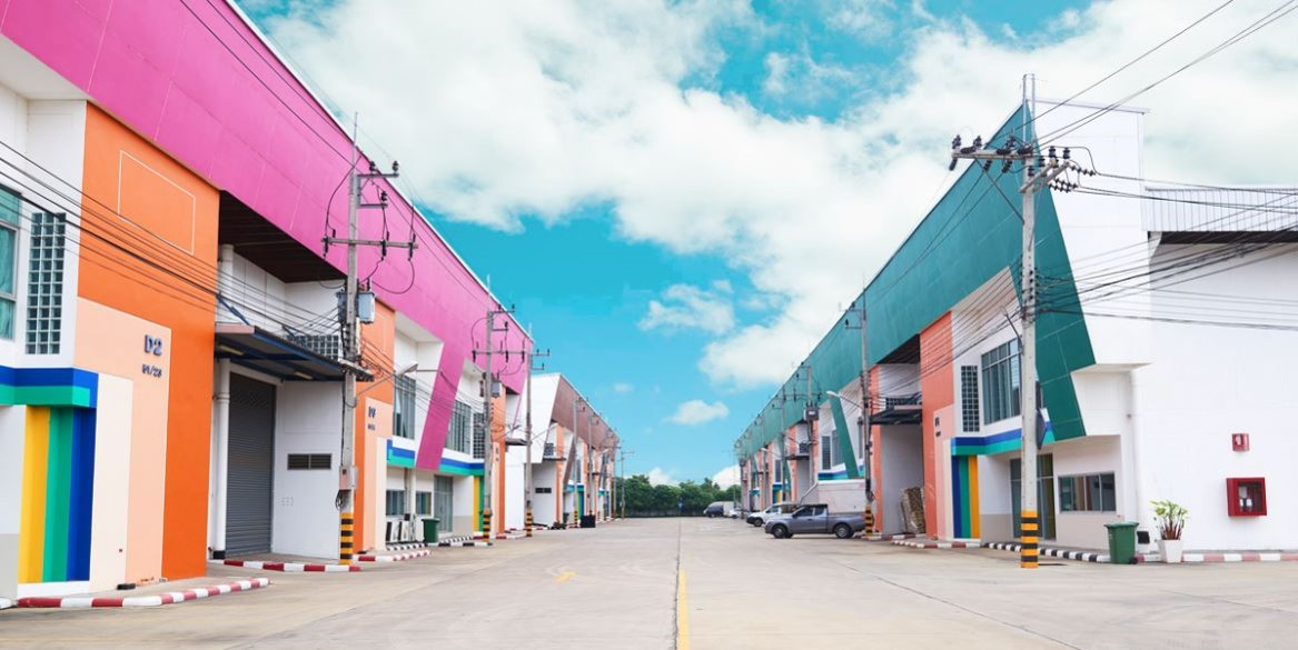 Warehouse Rama II Road (Km. 25), Samut Sakhon