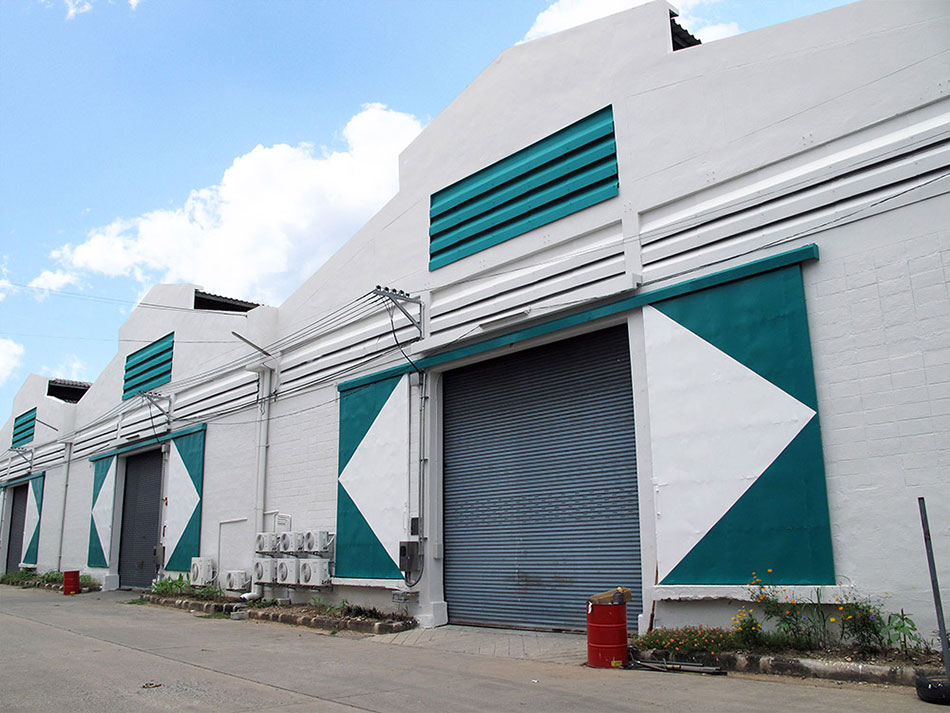 Warehouse Chalerm Prakiat R.9 Road, Prawet, Bangkok
