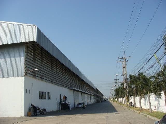 Warehouse Bang Pa-inDistrict