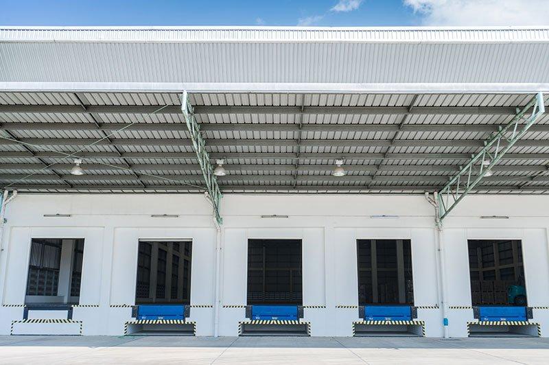 Warehouse Near Bangpa-In Industrial Estate