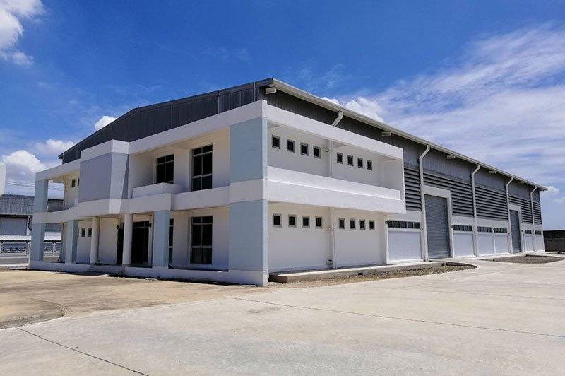 Factory for rent ในนิคมอุตสาหกรรมอมตะซิตี้ จังหวัดชลบุรี