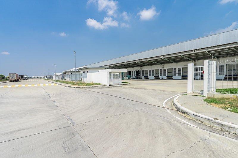 Warehouse Phahonyothin Road (highway 1), KM.55 and KM.57