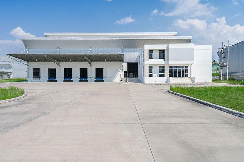 Warehouse Bangna-Trad Road KM.46