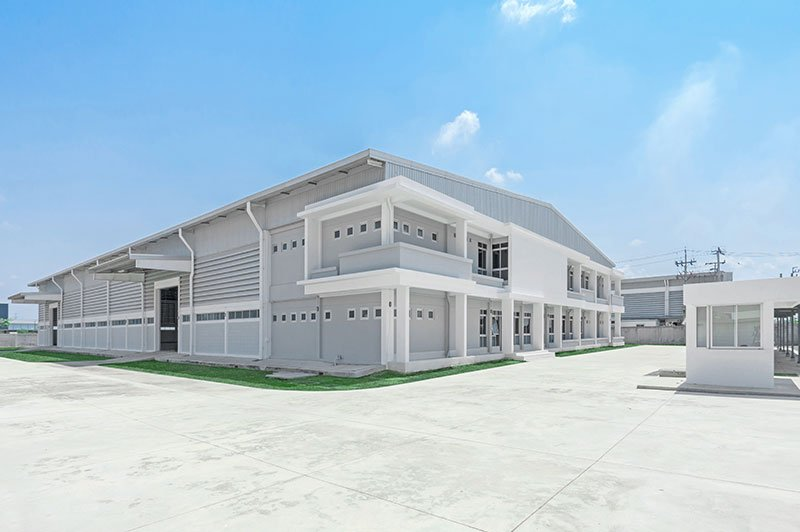 Warehouse close to Laemchabang Industrial Estate