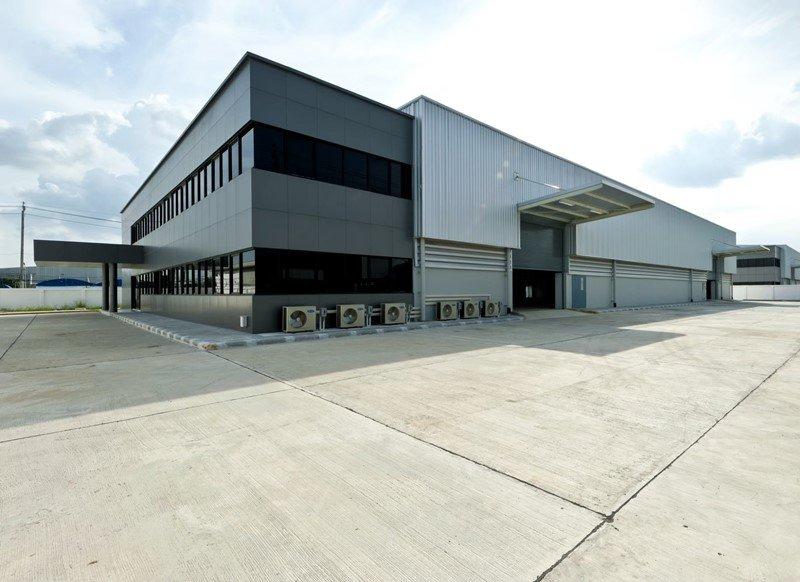 Factory Bangsaothong District