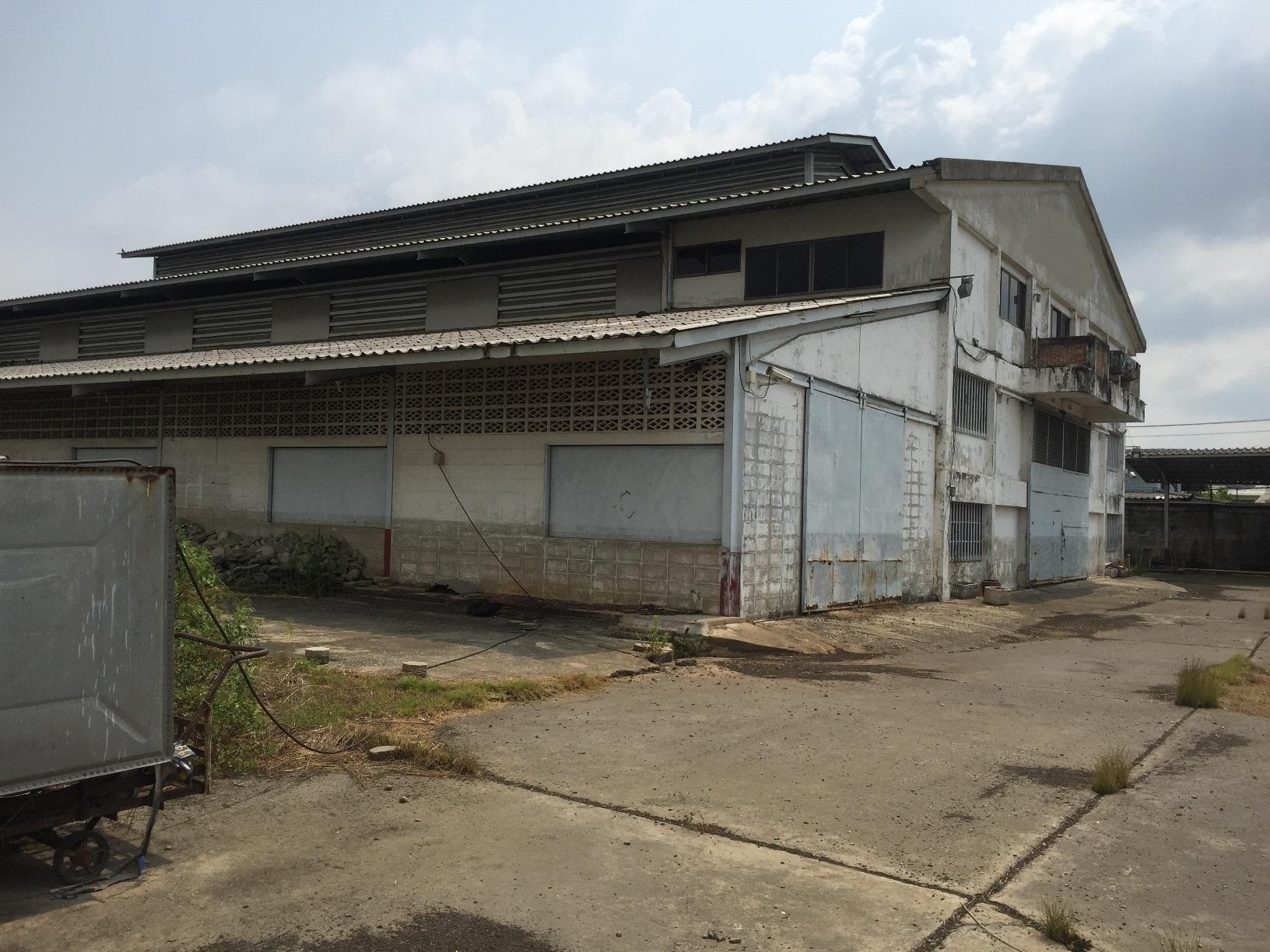 Factory Omnoi Sub-District, Kratumban District