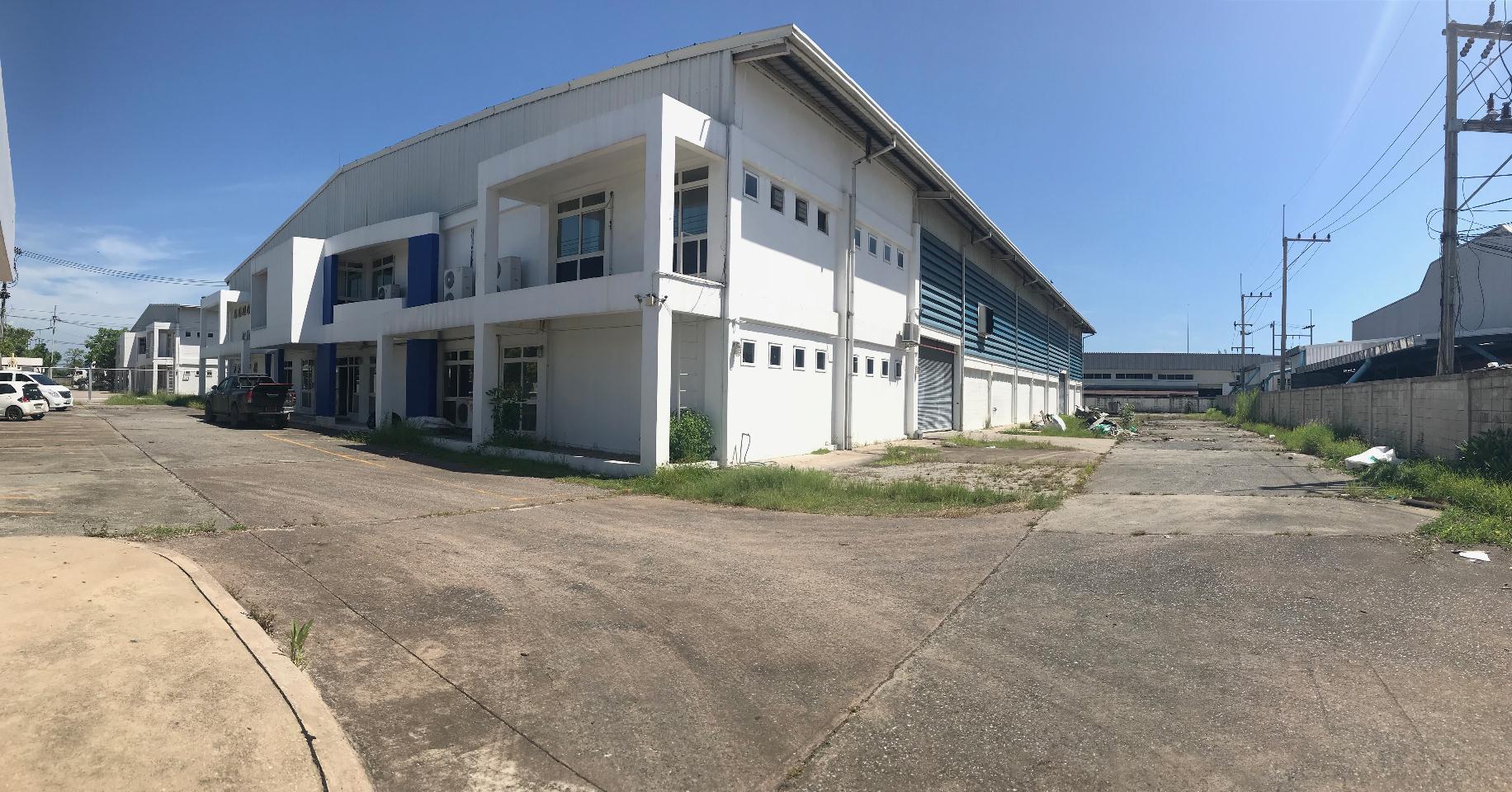 ให้เช่าโรงงานในนิคมอุตสาหกรรมแหลมฉบัง (EPZ II) จังหวัดชลบุรี