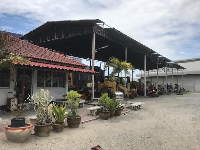 เช่าโกดัง-คลังสินค้า Warehouse Nong Kang Kok Sub-district, Muang District