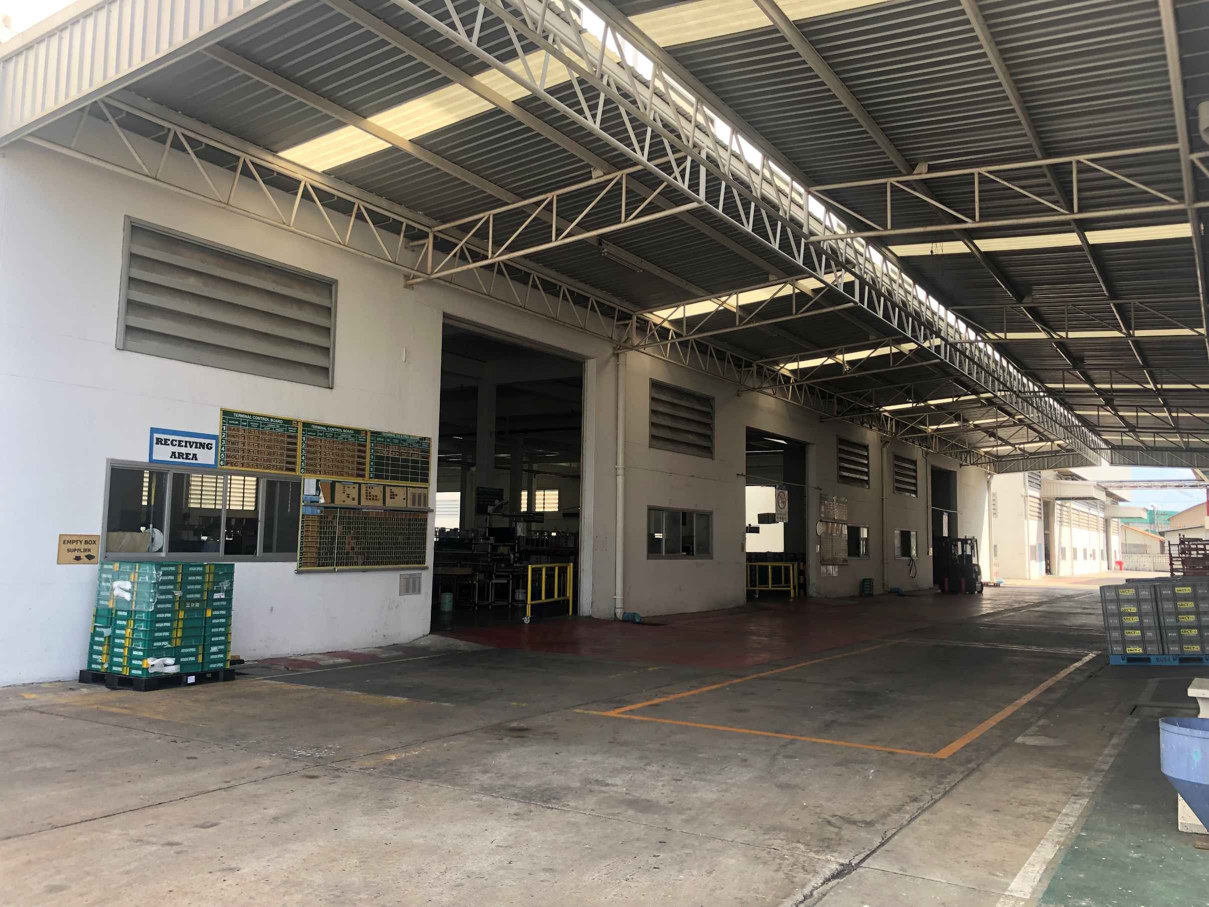 Factory Amata City Chonburi Industrial Estate