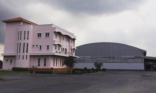 Factory Bangplee-Tamru Road