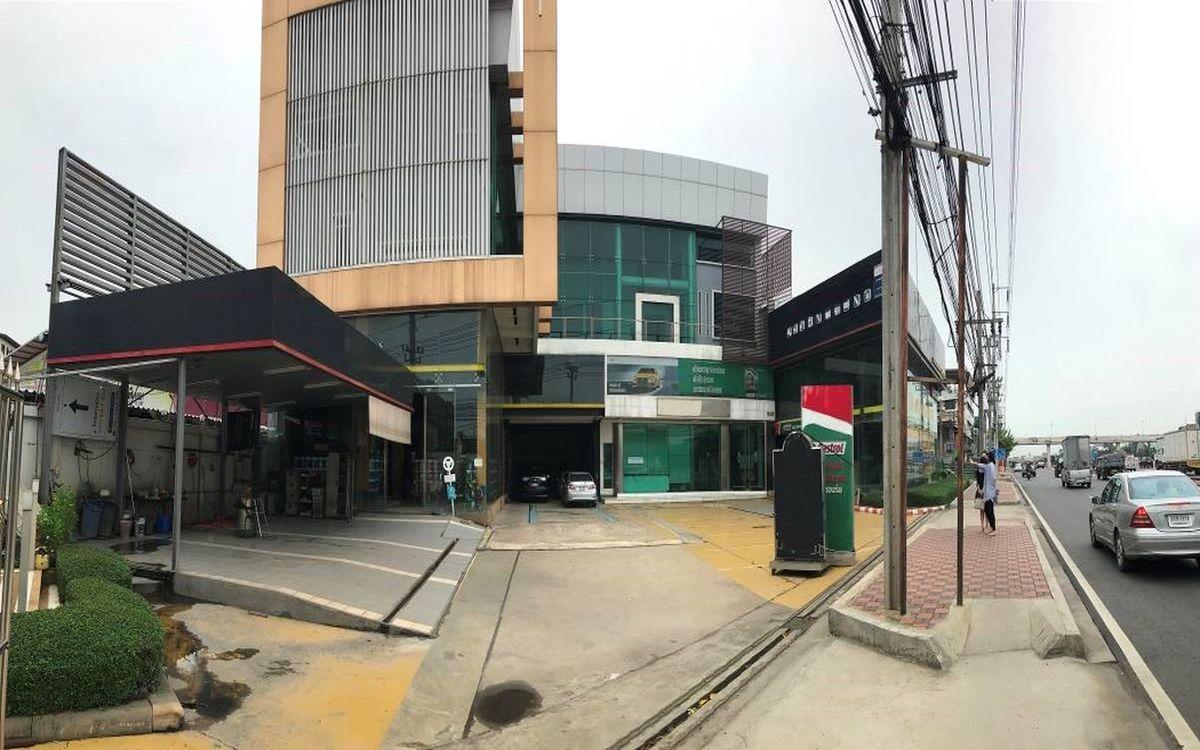 เช่าโกดัง-คลังสินค้า Warehouse Rama 2 Road Km.10