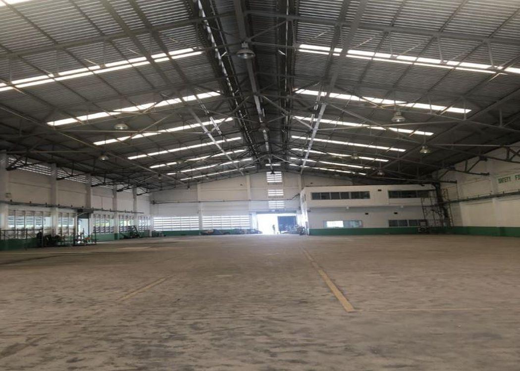 Factory Latkrabang Industrial Estate