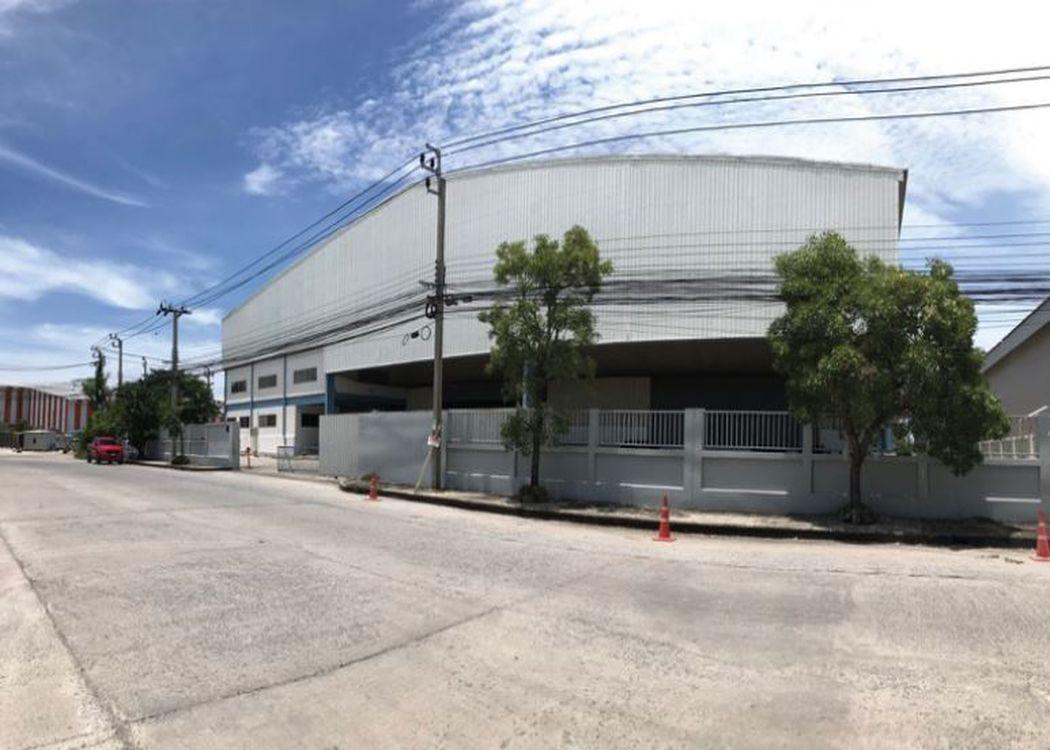 เช่าโกดัง-คลังสินค้า Warehouse Bangna-Trad Road KM.19