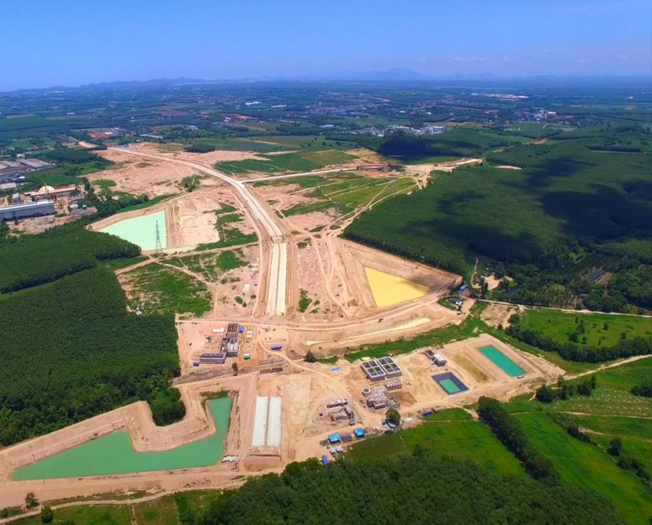 Land CPGC Industrial Estate