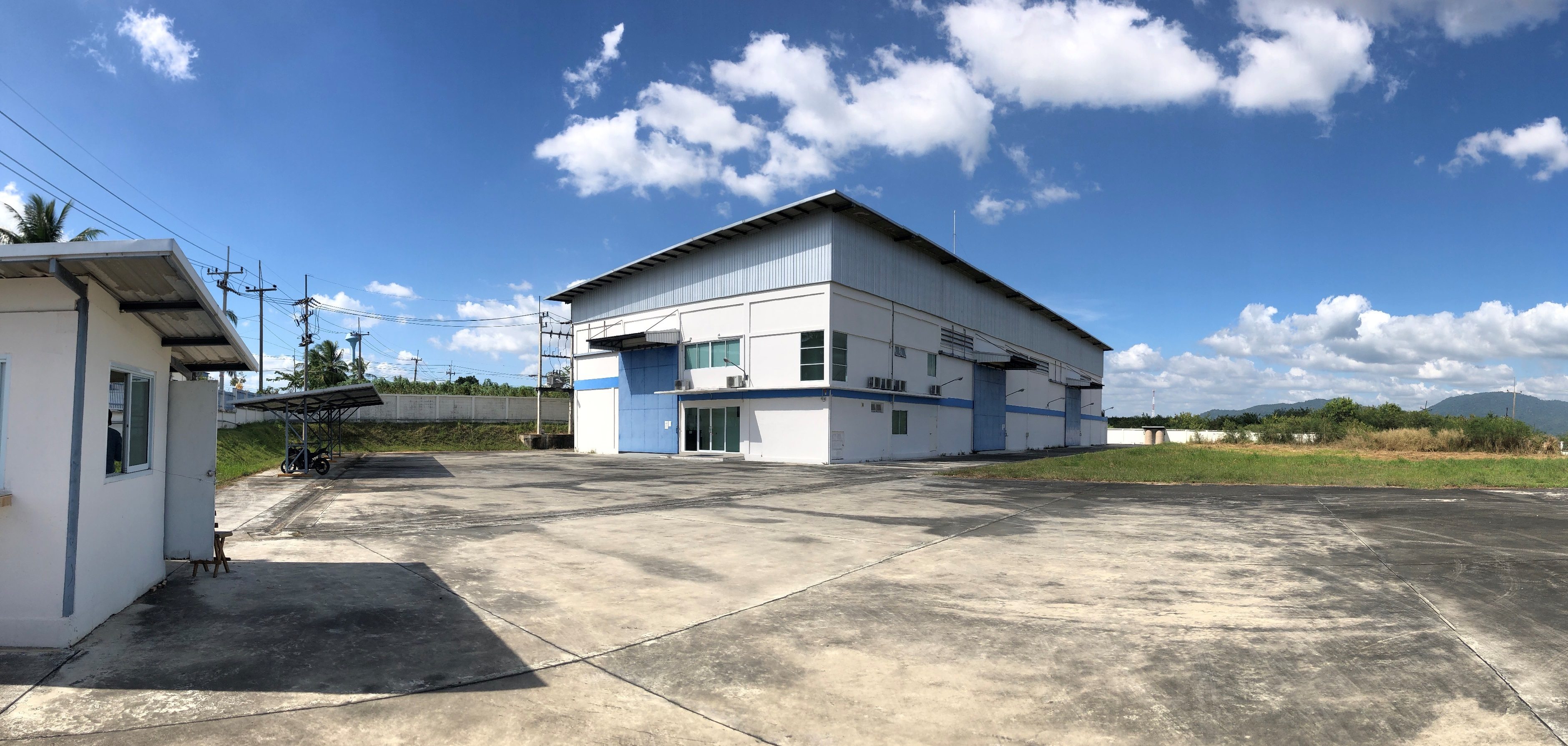 Factory Si Racha District, near Pinthong Industrial Estate 3