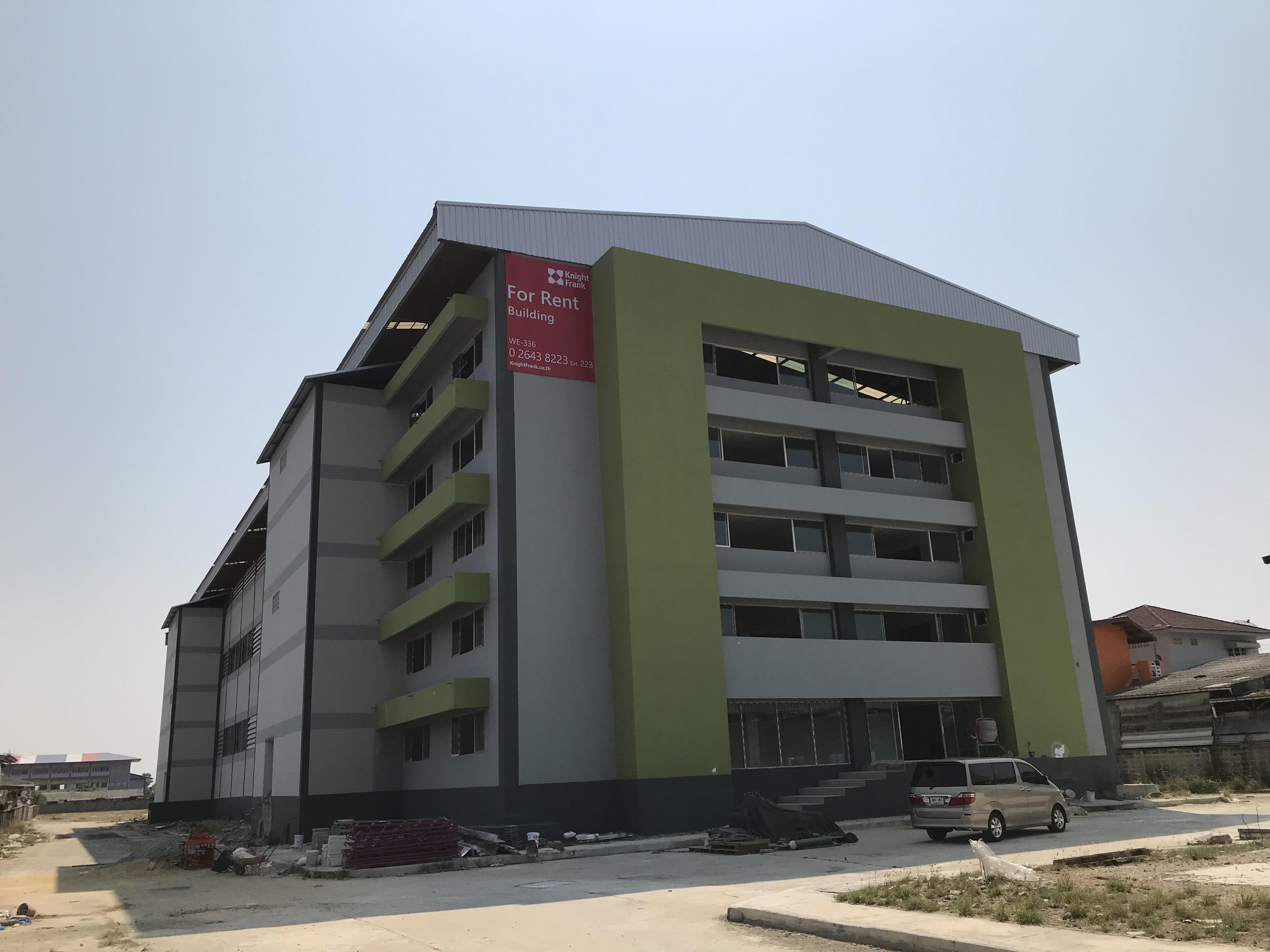 Factory Bangna-Trad Road KM.33