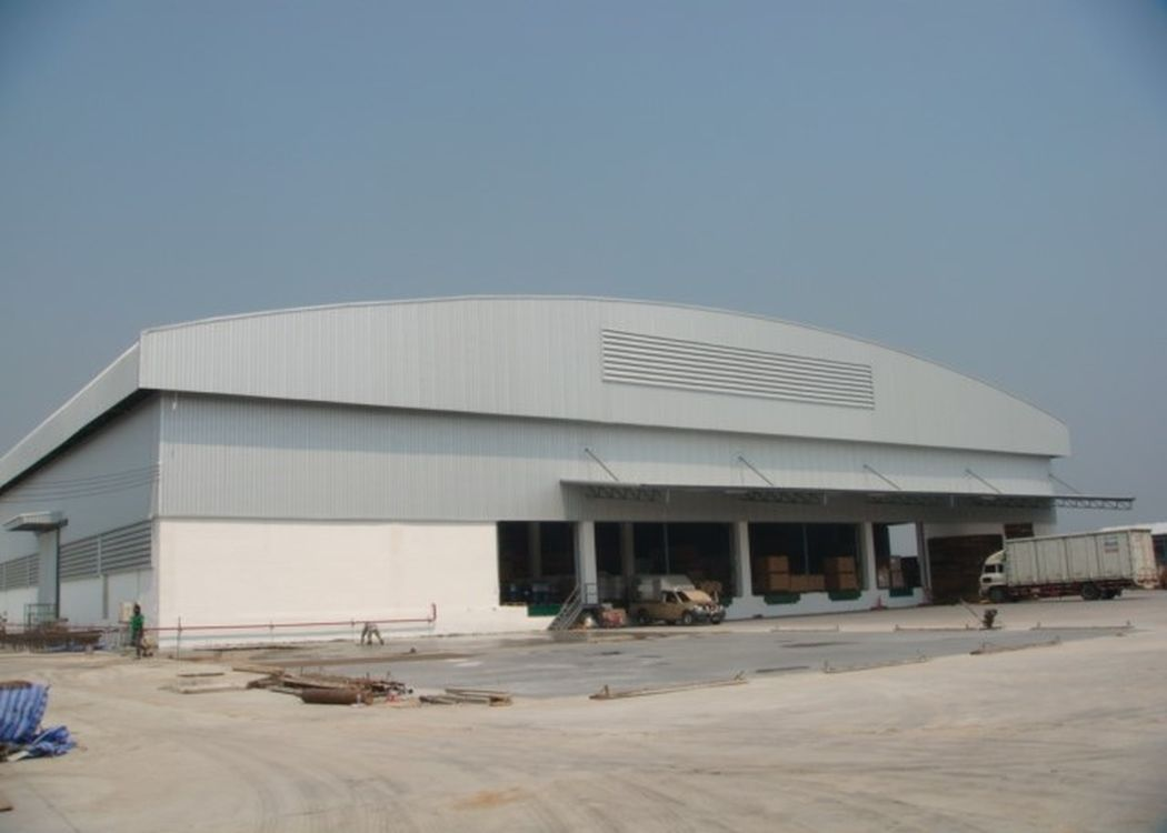 เช่าโกดัง-คลังสินค้า Warehouse Close to Amata City Chonburi Industrial Estate Phase IV