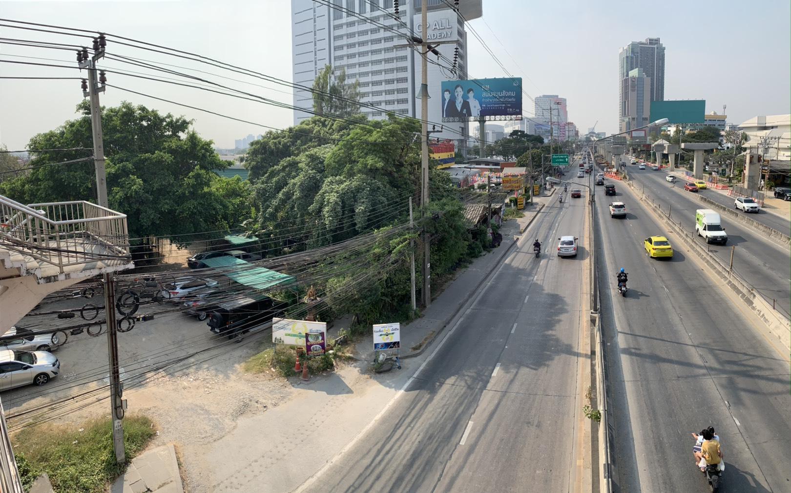Land Chaengwattana Road