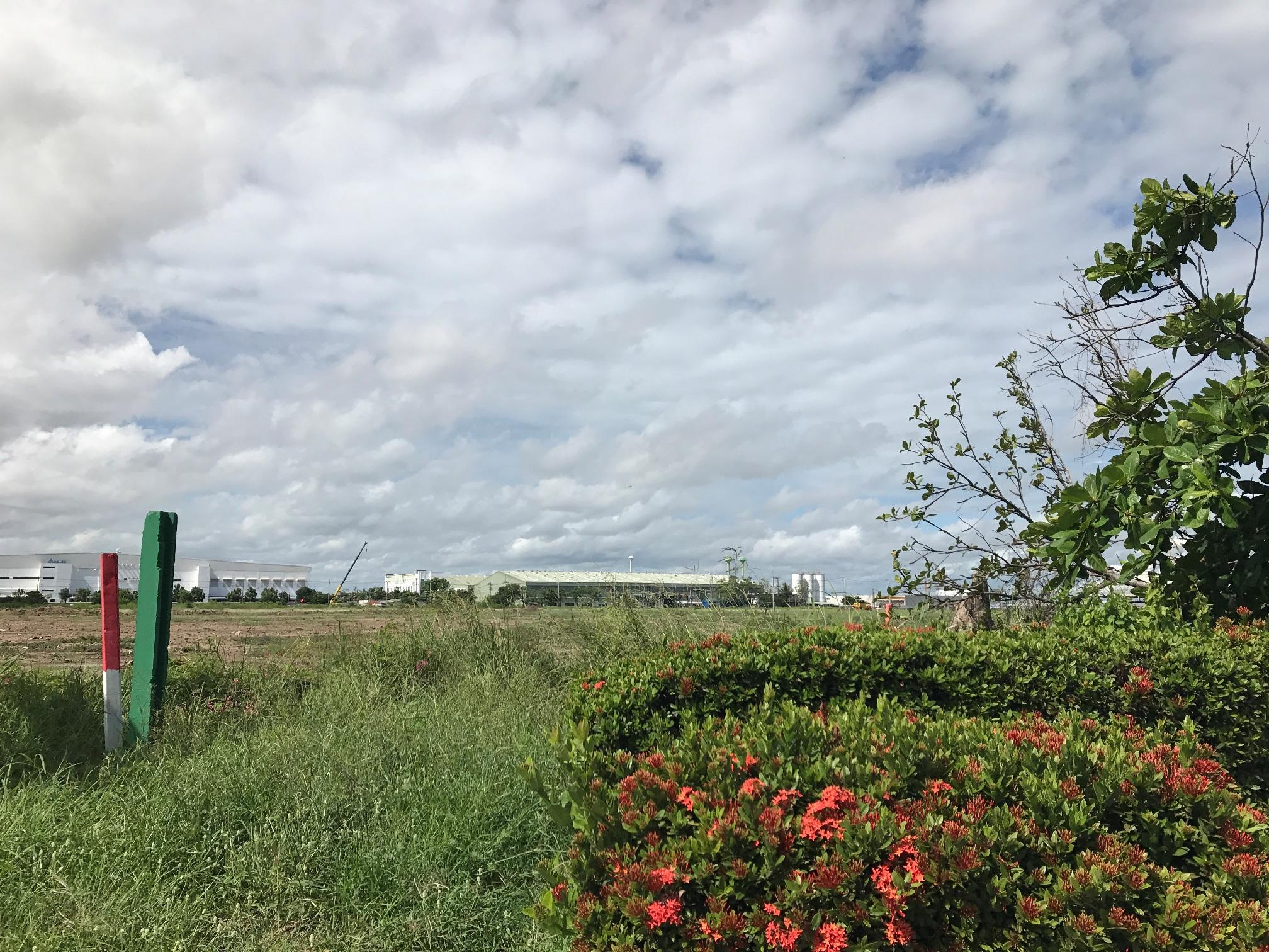 Land Mueang District, near Bangpoo Industrial Estate
