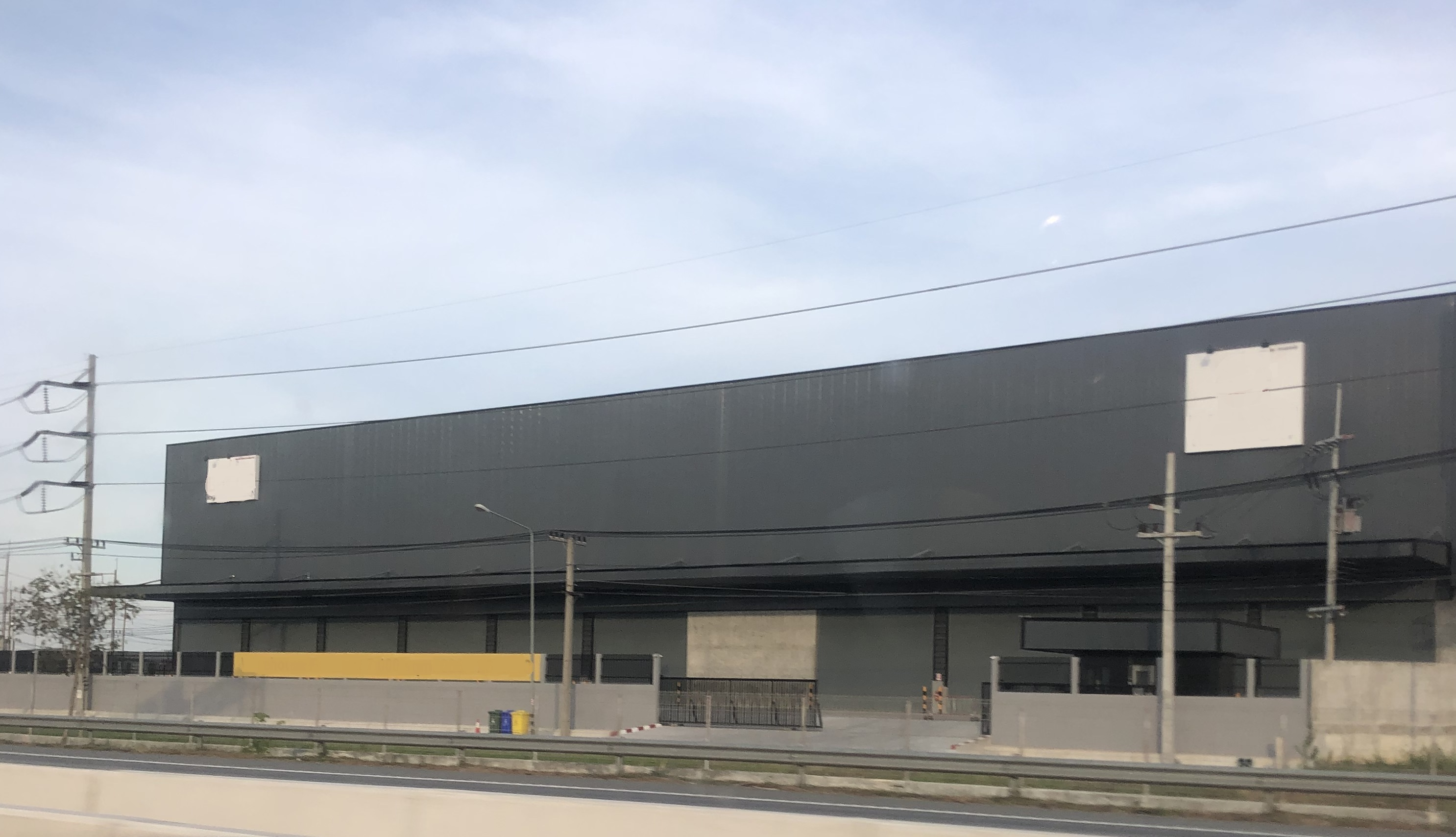 Warehouse Phan Thong District,  near Amata City Chonburi Industrial Estate