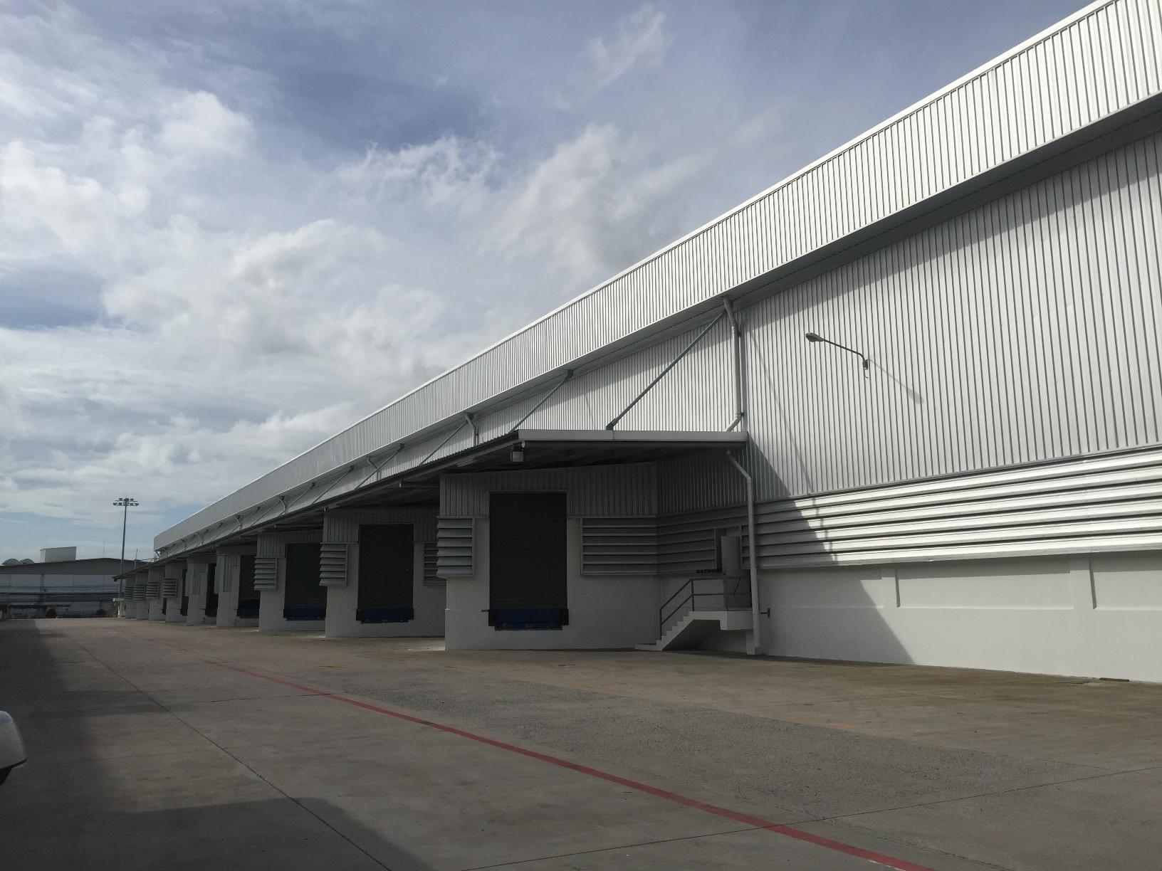 Factory Laem Chabang Industrial Estate