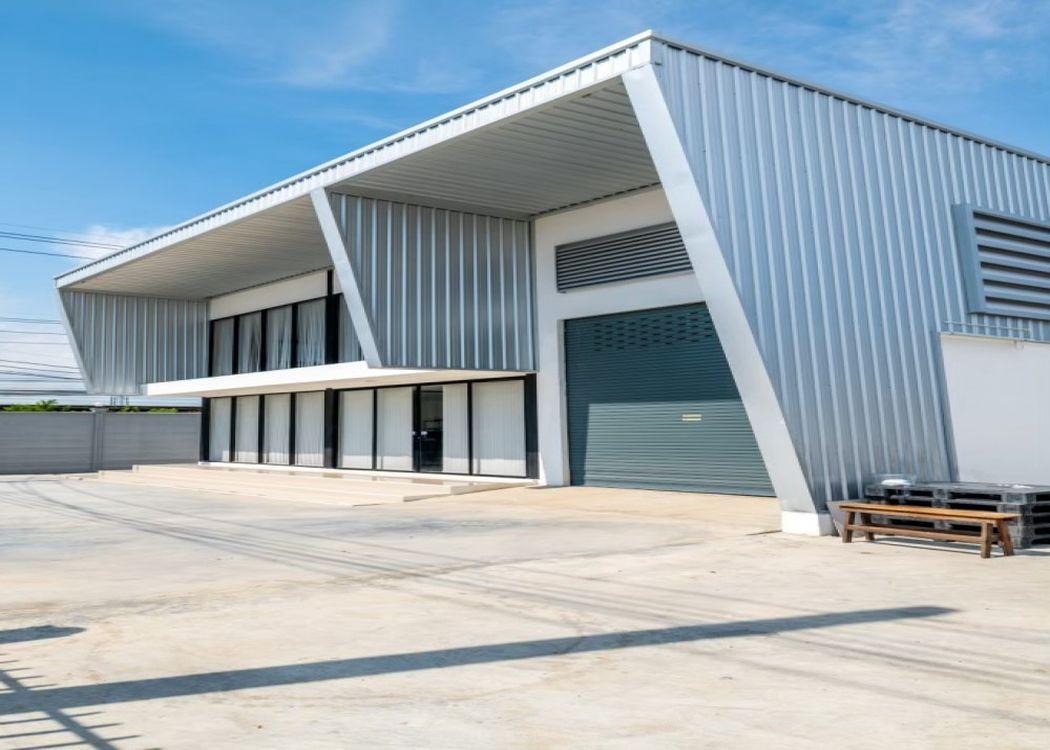 Warehouse Bangplee-Tamru Road